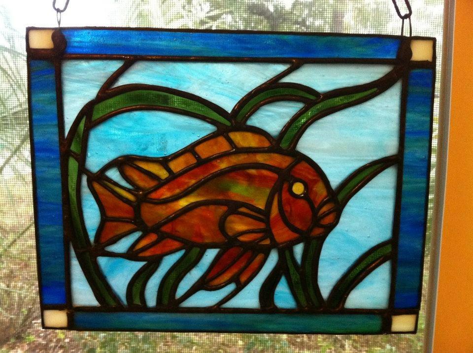 Chucks' fish